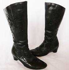 Wedge Zip Clarks Mid-Calf Women's Boots