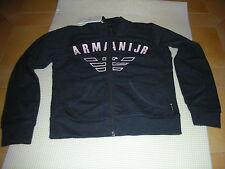 Maglione Jumper Shirt Felpa ARMANI JUNIOR nuova/nwt 7/8/9 anni/years