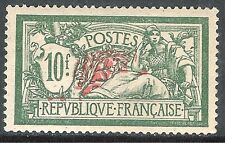 France 1925 Merson sage-green/red 10f  mint SG431
