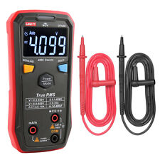 Uni T Ut123d Smart Digital Multimeter True Rms Ncv Dc Ac Volt Amp Ohm Cap Test