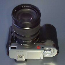 LUIGI's CASE+DELUXE STRAP,NOW INCLUDED,FOR LEICA DIGILUX 3,REDUCED PRICE,FEW...