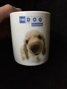 THE DOG COLLECTION MUG ARTIST INTERNATIONAL