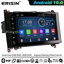 "9"" Android 10 DAB+ Autorradio GPS Mercedes A/B-Class Sprinter Viano W169 CarPlay"