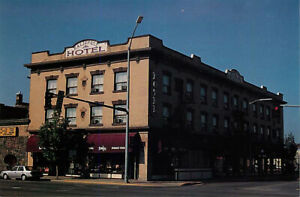 Postcard Historic Kalispell Hotel Kalispell Montana MT
