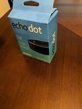 Amazon Echo Dot Black Home Smart Capability Alexa New