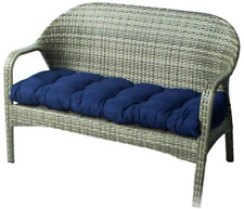 """Indoor/Outdoor Bench Cushion, Swing Cushion, 51.2""""x19.7"""", for Lounger Garden"""