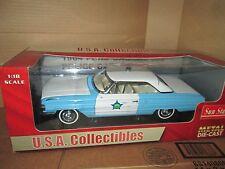 64 FORD GALAXIE 500 police car  1:18 1964 sunstar 1/18