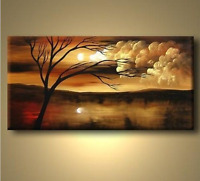 CHENPAT204 beautiful hand-painted landscape decor oil painting art on canvas
