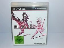 Final Fantasy XIII-2 (Sony PlayStation 3, 2013) - GERMAN VGC CR075 FF-10