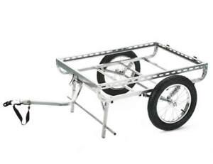 Fahrrad XXL- Transportanhänger / Fahrrad Lastenanhänger  / Bike Cargo Trailer