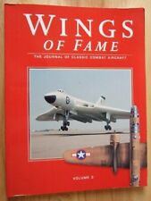 Wings of Fame, The Journal of Classic Combat Aircraft; Volume 3 *Very Good*