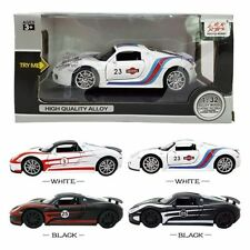 Porsche Diecast Racing Cars with Unopened Box