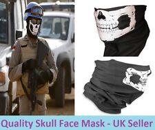 New Skeleton Ghost Skull Face Mask Balaclava Biker Game Costume Scary Unisex Fun