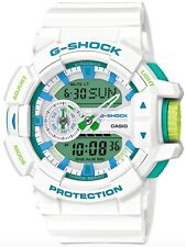 Casio G-Shock * GA400WG-7A Anadigi XL Fresh White Gshock Watch COD PayPal