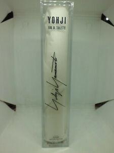 Yohji Yamamoto Woman Eau de Toilette Spray ML 30 ML 50 Spray Rare