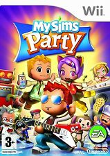 MY SIMS PARTY=NINTENDO Wii=MYSIMS=SIMULATION=DANCE=GHOST BLASTER=FESTIVAL=AGE 3+