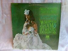 1965 Herb Alpert Whipped Cream & Other Delights Orig Ultimate Cover Art Vg Lp