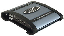 NEW 2 Channel Speaker Amplifier.Compact Amp.Power.Car Stereo Audio.ATV boat.1000