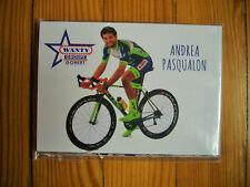 """Lot complet carte postale""""WANTY GROUPE GOBERT""""Tour de France cyclisme vélo bidon"""