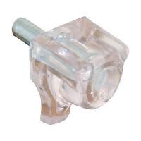 """Prime Line U10171 5mm 20 Lb Capacity Steel /""""L/"""" Peg Shelf Support 8 Pack"""
