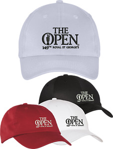 2021 The Open 149th Royal St George's Golf Hat Cap - Adjustable