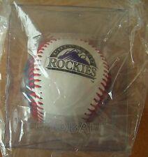 Colorado Rockies National League ball baseball NL N.L.