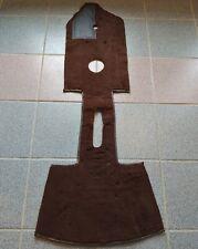 NICE USED ORIGINAL PORSCHE 911 930 CENTER TUNNEL BROWN CARPET MAT SECTION 14 NLA