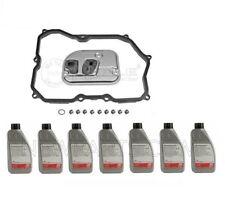 For VW CC Passat Tiguan Meyle Auto Trans Filter Kit w/ 7L Auto Trans Fluids Febi