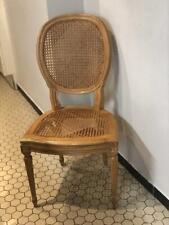 Quatre chaises salle à manger style Louis XVI