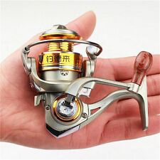 12+1BB Mini Fishing Reel Small Spinning Wheel Left Right 5 Bearings 5.2 :1