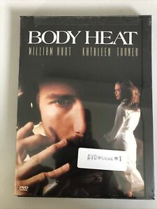 Body Heat Dvd Neu Neu In OVP Originalton Originalfassung Originalversion