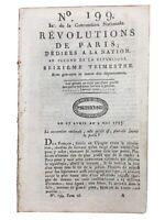 L'Hérault en 1793 Montpellier Lagny Protestant Gentilly Danton Languedoc Paris