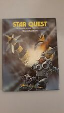 Star Quest Galactic Encounters - Steven Caldwell 1979 (Vintage Sci-fi art book)