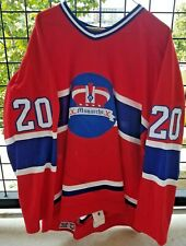 Davis Payne Game Worn Greensboro Monarchs ECHL Jersey #20