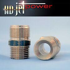 Adapter Hochdruckschlauch 2x M22x1.5 AG für Hochdruckreiniger Kärcher Kränzle HD