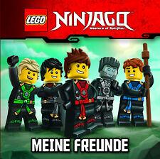 Fachbuch LEGO® Ninjago™, Meine Freunde-Album, ein MUSS für Ninjago-Fans, NEU