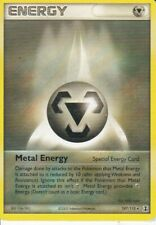 CARTA POKEMON - ENERGY - METAL ENERGY - 107/113  - RARA - IN INGLESE