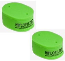 KAWASAKI VN 750 86 - 95 VN 15 1500 88 - 95  2 x Hiflo Luftfilter Satz Air Filter