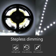 LED Vanity Mirror Lights Kit Makeup Table Light Strip with Dimmer Power Supply
