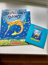Giraffes Can't Dance + CD by Giles Andreae NEW