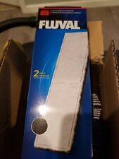 Fluval U3 Foam Pad (6 - 2 packs) and Poly Carbon Cartridge (6 - 2 packs) Combo