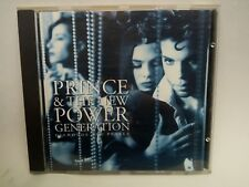 PRINCE & THE NEW POWER GENERATION DIAMONDS PEARLS CD