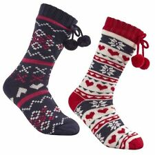 Women's Fair Isle, Nordic Slipper, Bed Hosiery & Socks
