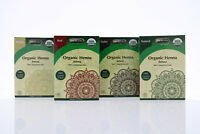 Hemani Organic Henna Hair Color – 100% Organic and Chemical Free Henna for Hair