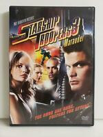 Starship Troopers 3: Marauder (DVD, 2008) movie