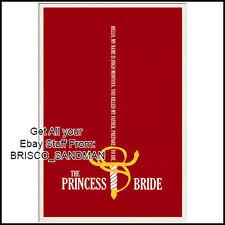 Fridge Fun Refrigerator Magnet THE PRINCESS BRIDE - MOVIE POSTER E