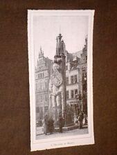 L'Orlando di Brema nei primi anni del 1900