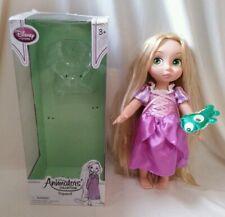 DISNEY - 1st Edition Disney Animator Collection Doll Rapunzel Tangled Pascal