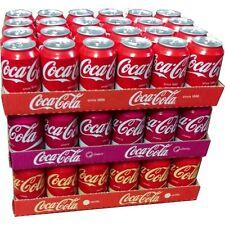 """Coca Cola,Cola Cherry&Cola Vanilla je 24 x 0,33l Dose XXL-Paket """"72 dosen total"""""""