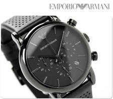 Emporio Armani Mens Classic Chronograph Watch AR1737 RRP $449